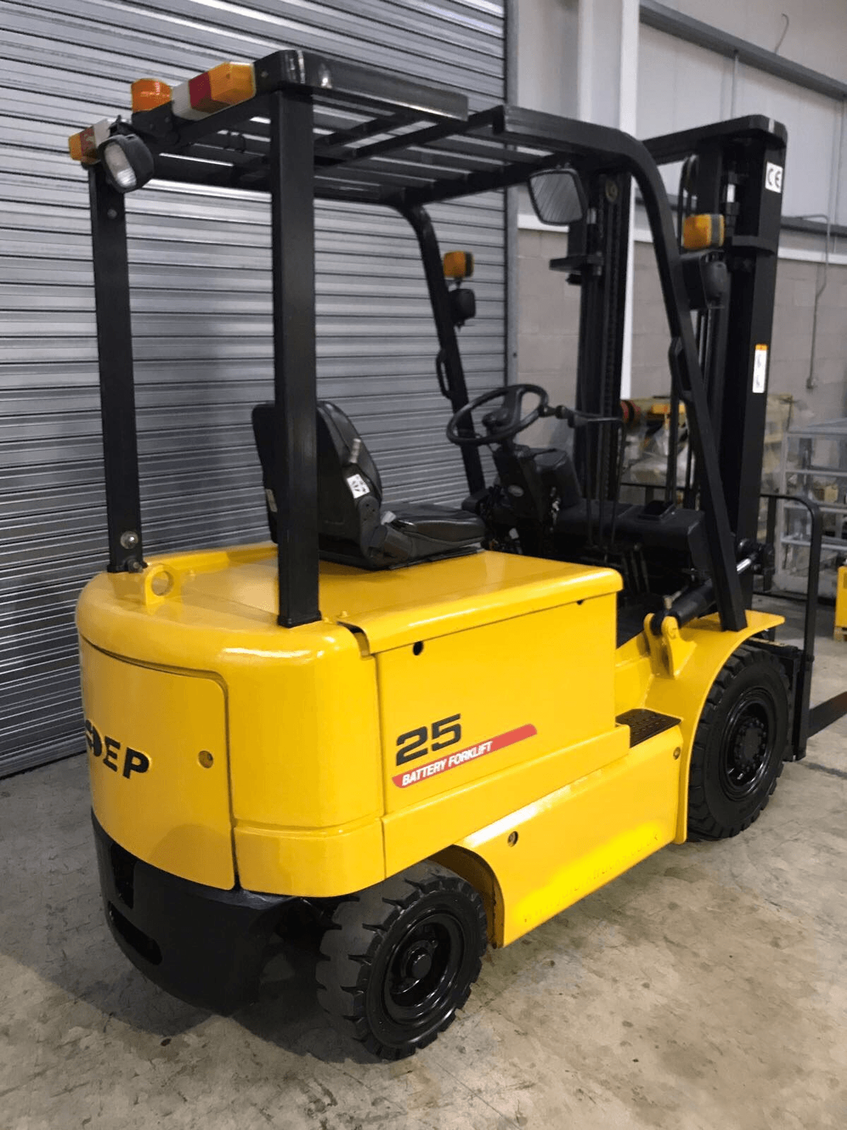 EP 2.5 Ton Electric Forklift