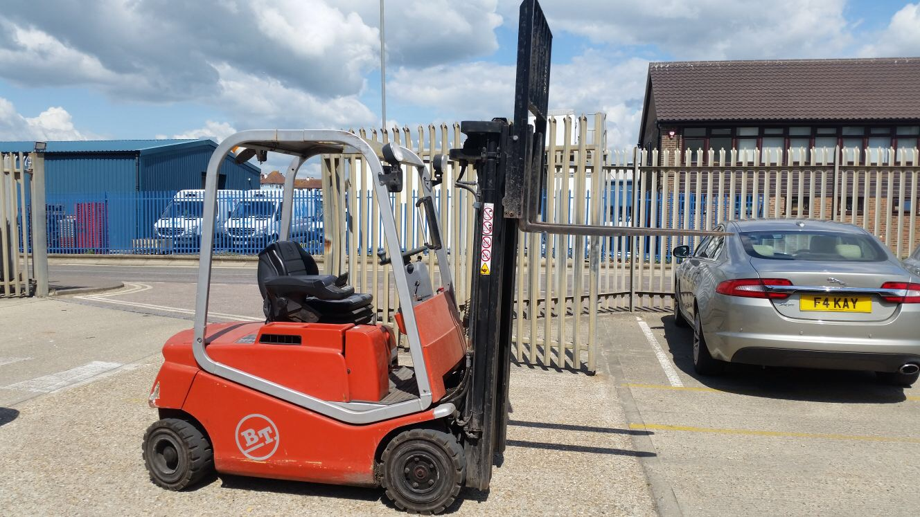 Cesab Toyota 1.6 Ton Electric Forklift