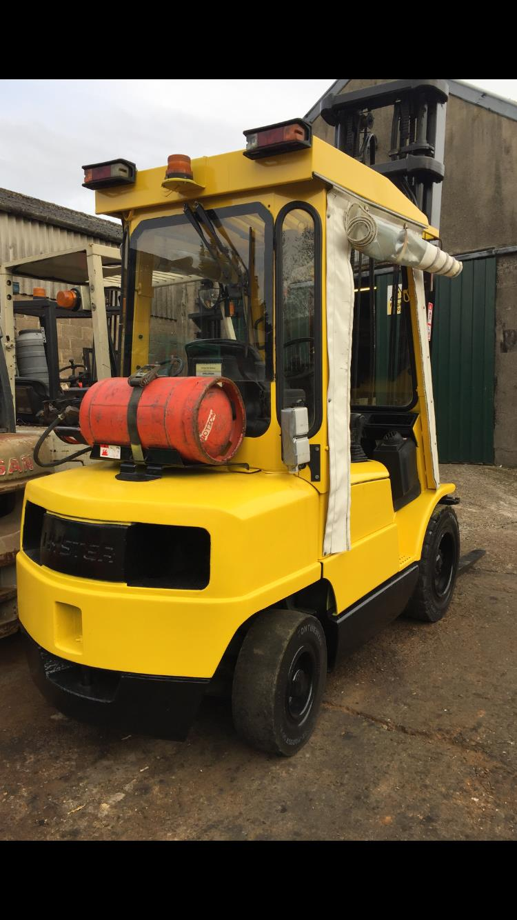 Hyster 3 Ton Gas