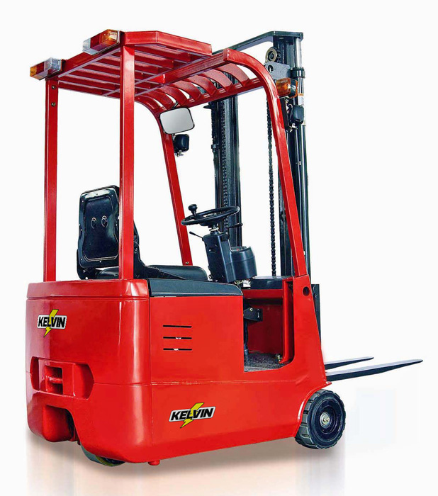 Kelvin Mini KKA10-30 & KKA15-30 Electric Counterbalance Forklift