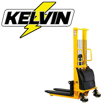 Kelvin KS Series Semi Electric Stacker