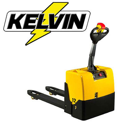 Kelvin KPM Mini Power Pallet Truck
