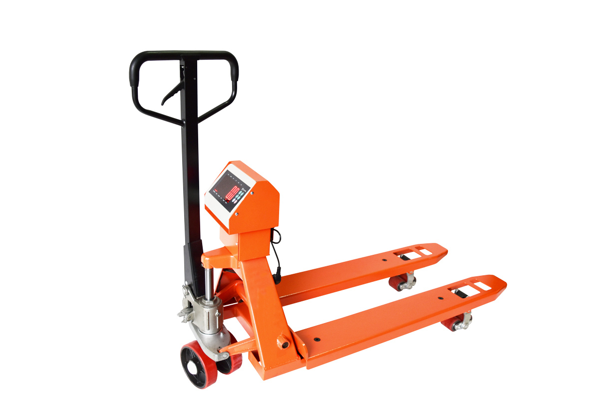 WS Weigh Scale Hand Pallet Truck