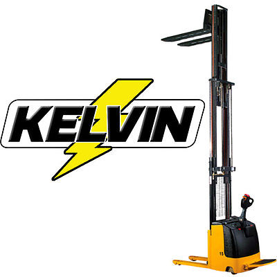 Kelvin KE15 Electric Stacker