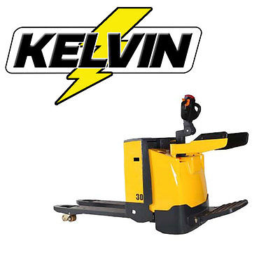 Kelvin KP Series Power Pallet Truck