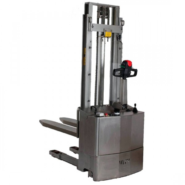 CL-Inox Stainless Fully Powered Stacker