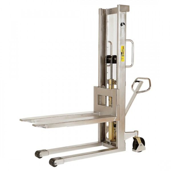 RHMSS Stainless Manual Stacker