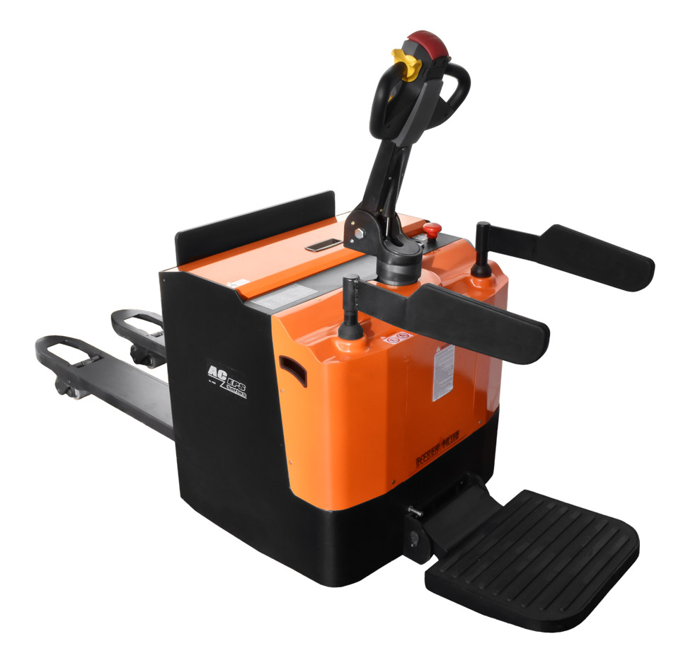 SQR20L Series Heavy Duty Fully Powered Hand Pallet Truck