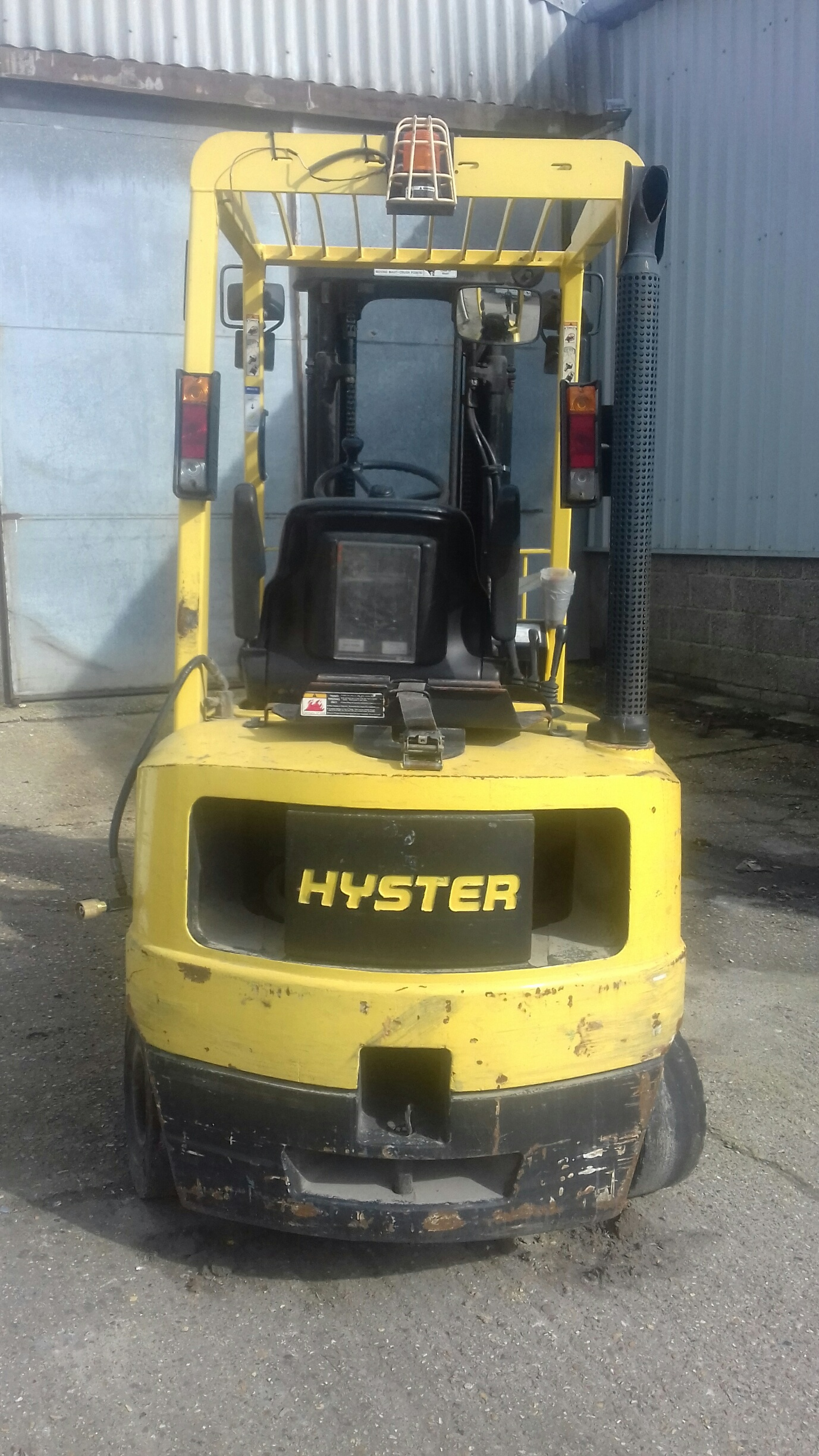 Hyster Gas Forklift - H200XMS